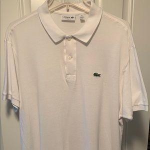 Lacoste classic fit XXL 100% cotton polo